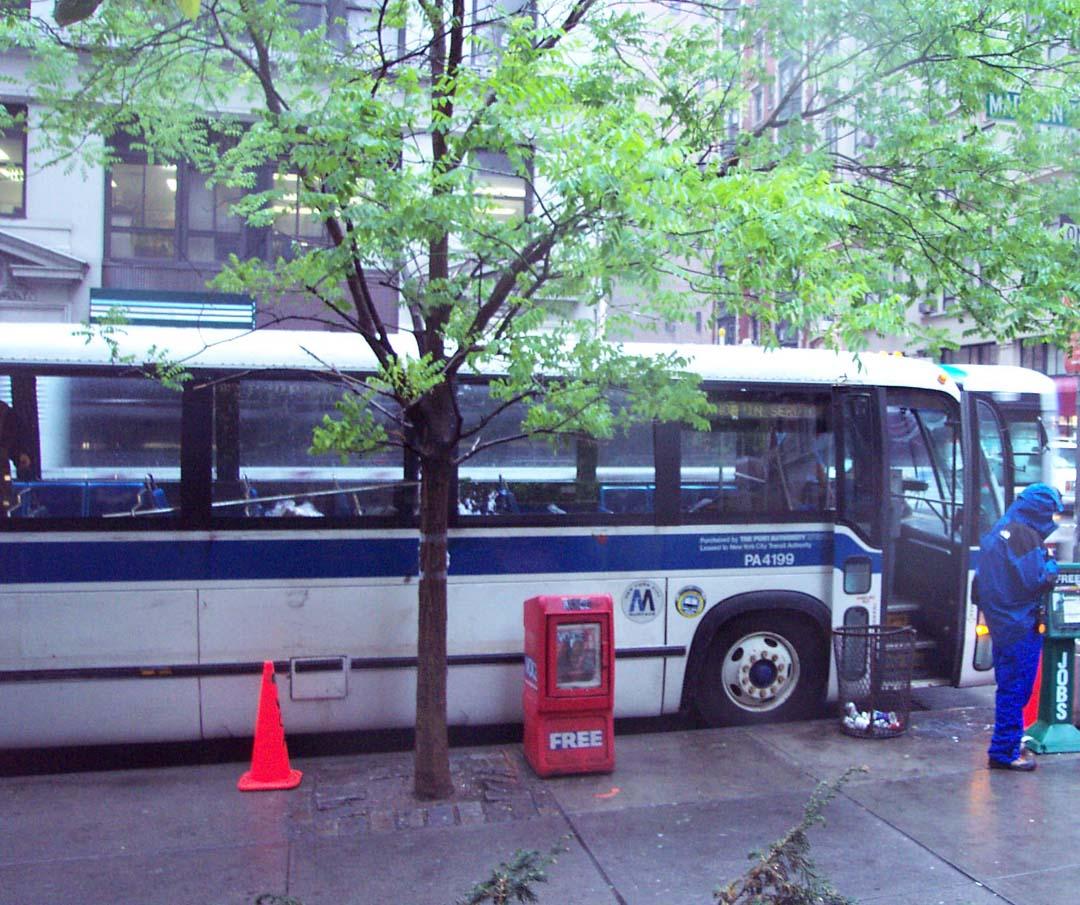 MTA New York City Bus