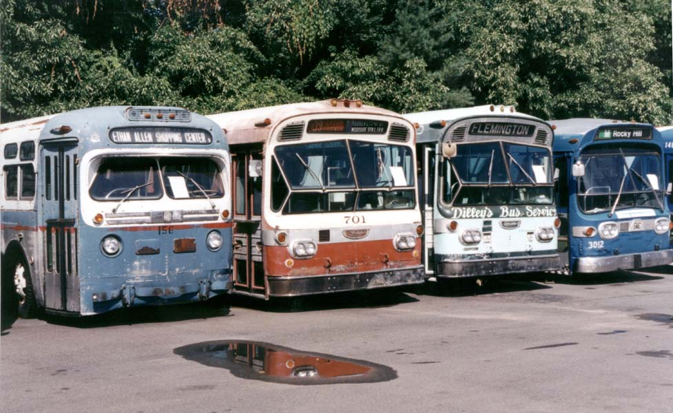 A Gathering Of Buses 8 3 02
