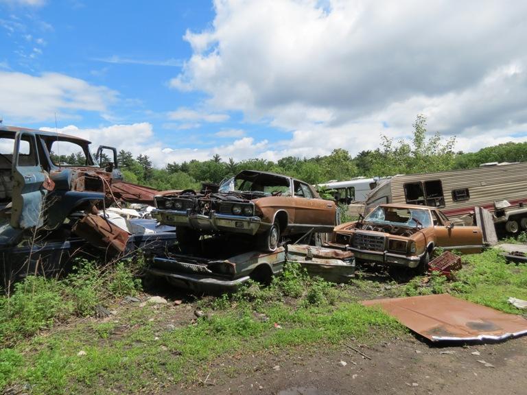 Hood hinge area rust issues 71ltd