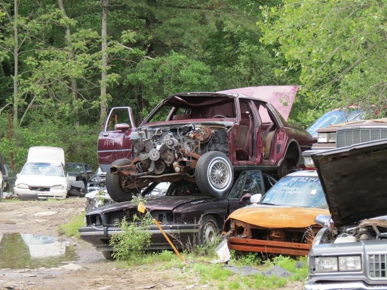 Hood hinge area rust issues 89cap