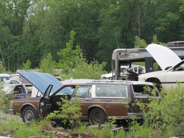 Hood hinge area rust issues 89occ2