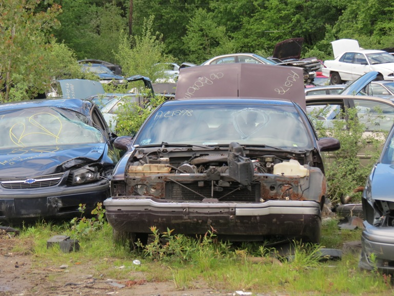 Hood hinge area rust issues 96rms