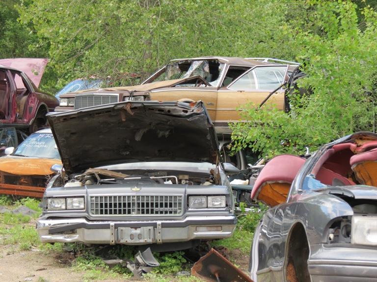 Hood hinge area rust issues Box